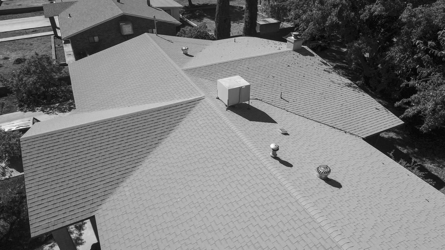 Clean Air Finished Roof